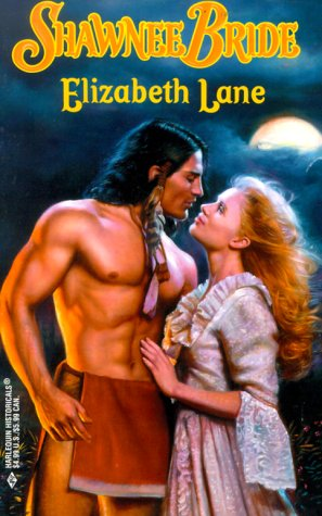 Shawnee Bride (An Indian Romance) (Harlequin Historical Romance #492)