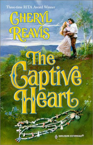 9780373291120: The Captive Heart (Harlequin Historical, No. 512)