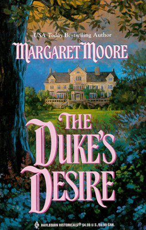 9780373291281: The Duke's Desire