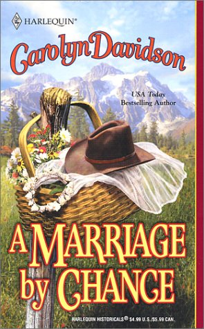 9780373292004: A MARRIAGE BY CHANCE