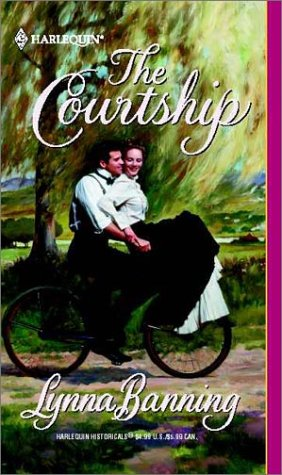 9780373292134: The Courtship