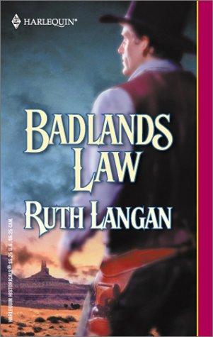 9780373292202: Badlands Law