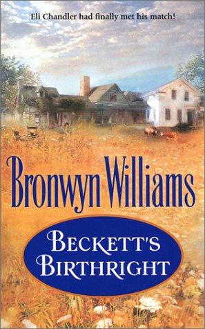 9780373292332: Beckett's Birthright (Beckett's fourtune)