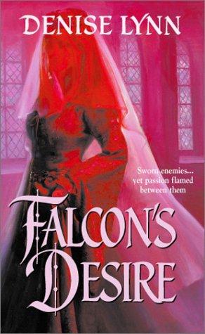 9780373292455: Falcon's Desire