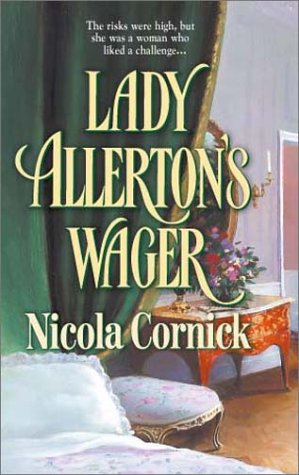 Lady Allerton's Wager: Cornick, Nicola