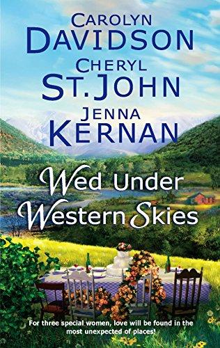 9780373293995: Wed Under Western Skies: An Anthology