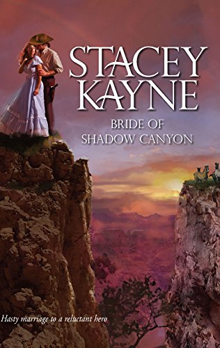 9780373294442: Bride Of Shadow Canyon