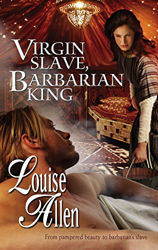 9780373294770: Virgin Slave, Barbarian King