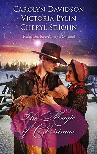 9780373295159: The Magic Of Christmas: A Christmas Child\The Christmas Dove\A Baby Blue Christmas