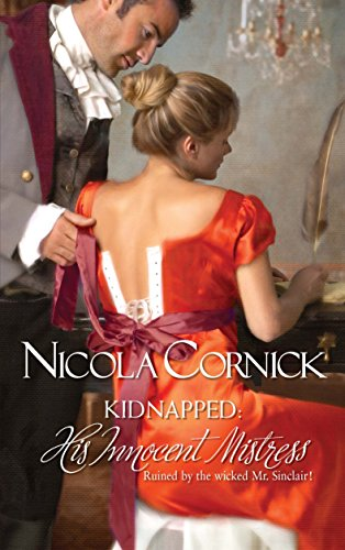 9780373295357: Kidnapped: His Innocent Mistress