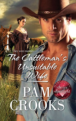 9780373295456: The Cattleman's Unsuitable Wife