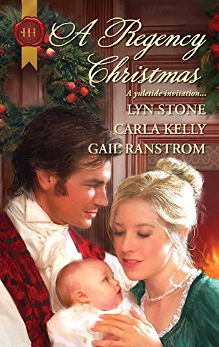 A Regency Christmas: Scarlet Ribbons\Christmas Promise\A Little: Stone, Lyn, Kelly,