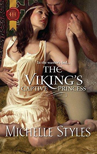 9780373295746: The Viking's Captive Princess
