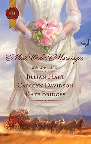 Mail-Order Marriages: Rocky Mountain Wedding\Married in Missouri\Her Alaskan Groom (037329591X) by Jillian Hart; Carolyn Davidson; Kate Bridges
