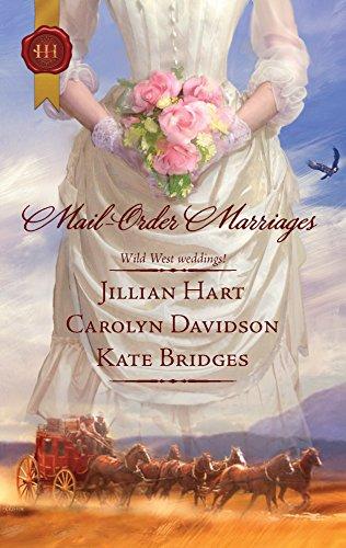 Mail-Order Marriages: Rocky Mountain Wedding\Married in Missouri\Her Alaskan Groom (037329591X) by Jillian Hart; Carolyn Davidson; Kate Bridges