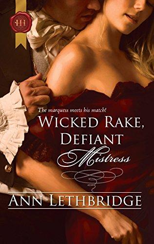 9780373295920: Wicked Rake, Defiant Mistress