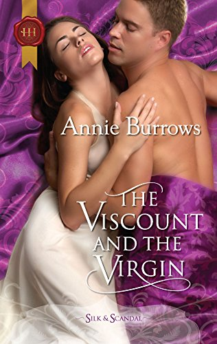 9780373296125: The Viscount and the Virgin
