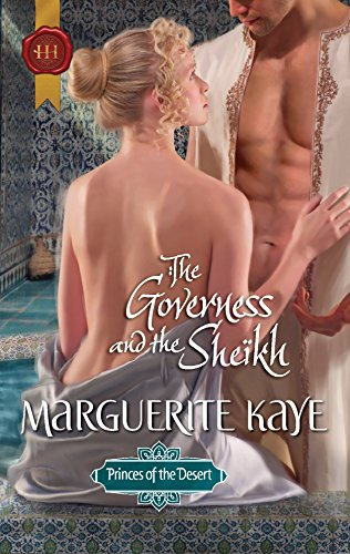 9780373296538: The Governess and the Sheikh