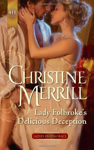 9780373296811: Lady Folbroke's Delicious Deception