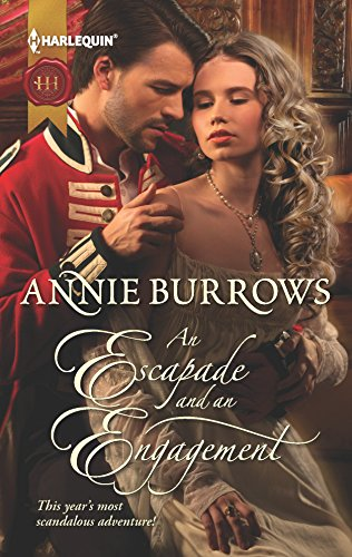 9780373296965: An Escapade and an Engagement (Harlequin Historical)