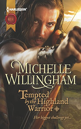 9780373296989: Tempted by the Highland Warrior (MacKinloch Clan, Book 3)