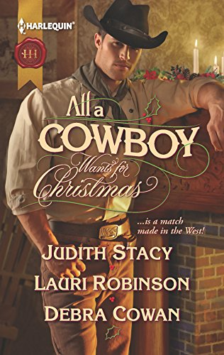 9780373297078: All a Cowboy Wants for Christmas: An Anthology