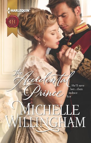 9780373297283: The Accidental Prince (Harlequin Historical)