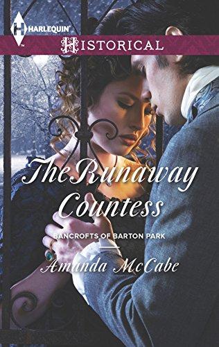 9780373297542: The Runaway Countess (Harlequin Historical\Bancrofts of Barton Park)
