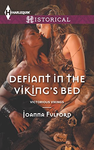 9780373297580: Defiant in the Viking's Bed (Victorious Vikings)