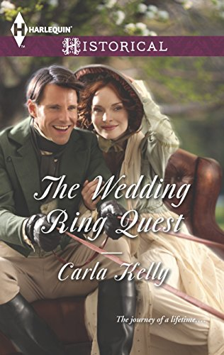The Wedding Ring Quest (Harlequin Historical): Kelly, Carla