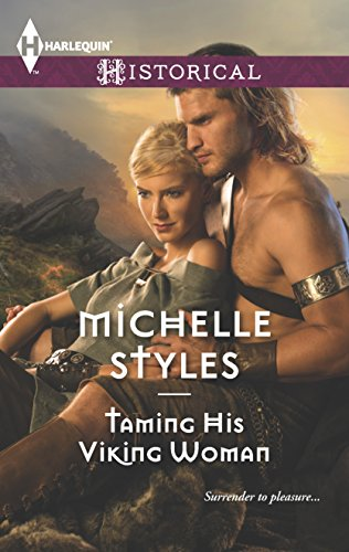 9780373298228: Taming His Viking Woman