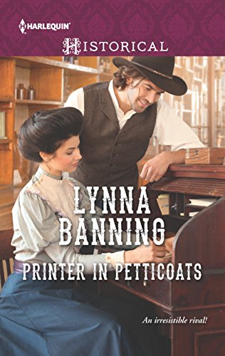 9780373298792: Printer in Petticoats (Harlequin Historical)