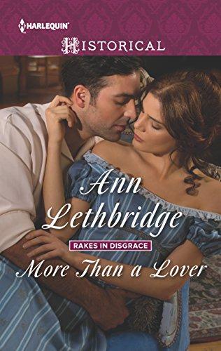 More Than a Lover (Harlequin Historical): Ann Lethbridge