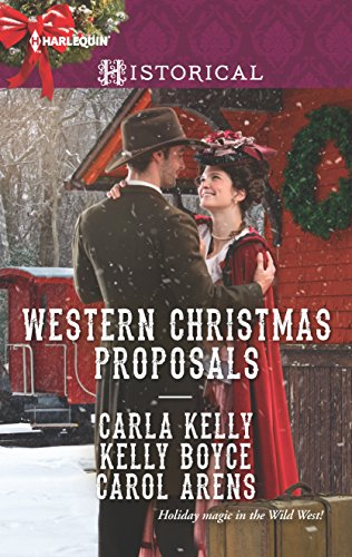 Western Christmas Proposals: Christmas Dance with the: Kelly, Carla, Boyce,