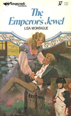 The Emperor's Jewel: Montague, Lisa