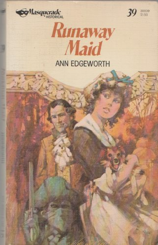 Runaway Maid (Masquerade Historical, 39): Ann Edgeworth