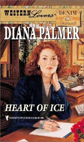 9780373301720: Heart of Ice (Western Lovers: Denim & Diamonds #24)