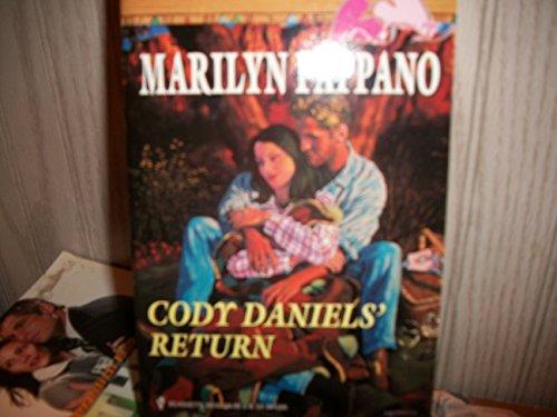 9780373301829: Cody Daniel's Return (Western Lovers: Reunited Hearts #34)