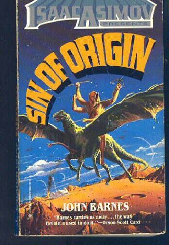 9780373303076: Sin of Origin (Isaac Asimov Presents)