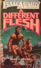 9780373303090: Different Flesh (Isaac Asimov Presents)