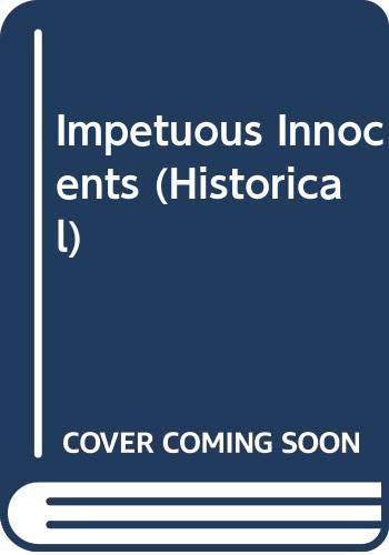 9780373303281: Impetuous Innocent (Historical)
