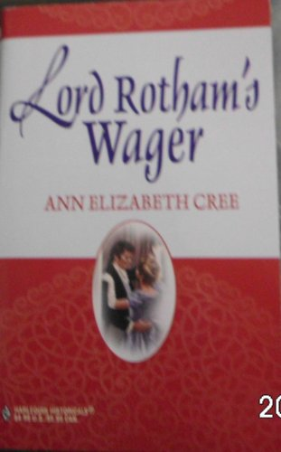 9780373303984: Lord Rotham's Wager