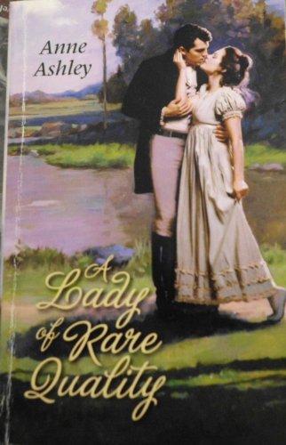 9780373305094: A Lady of Rare Quality [Taschenbuch] by Anne Ashley