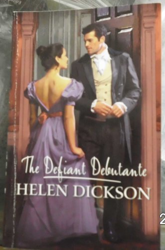 9780373305650: The Defiant Debutante (HH 256)