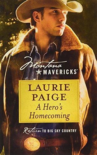 9780373310388: A Hero's Homecoming