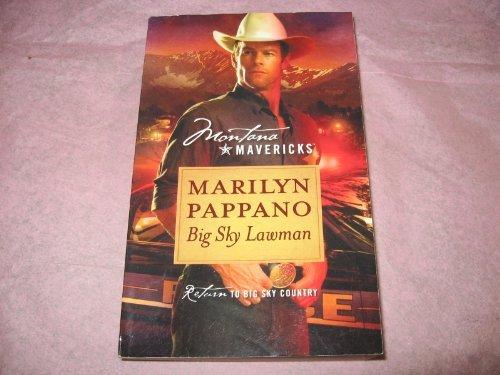 9780373310470: Big Sky Lawman (Montana Mavericks)