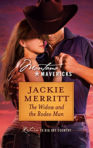 The Widow and the Rodeo Man: Merritt, Jackie