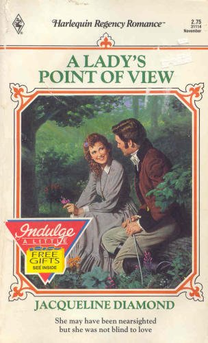 9780373311149: A Lady's Point of View (Harlequin Regency Romance, No 14)