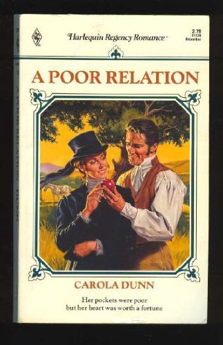 9780373311392: Poor Relation (Regency Romance #39)