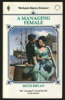 9780373311644: Managing Female (Regency Romance No 164)